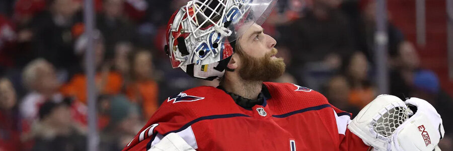 Blue Jackets are Slight Favorites at the NHL Odds Against the Capitals