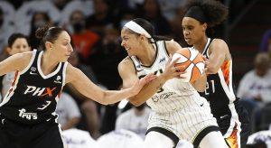 WNBA 2021 Finals: Sky vs Mercury Game 2 Betting Analysis
