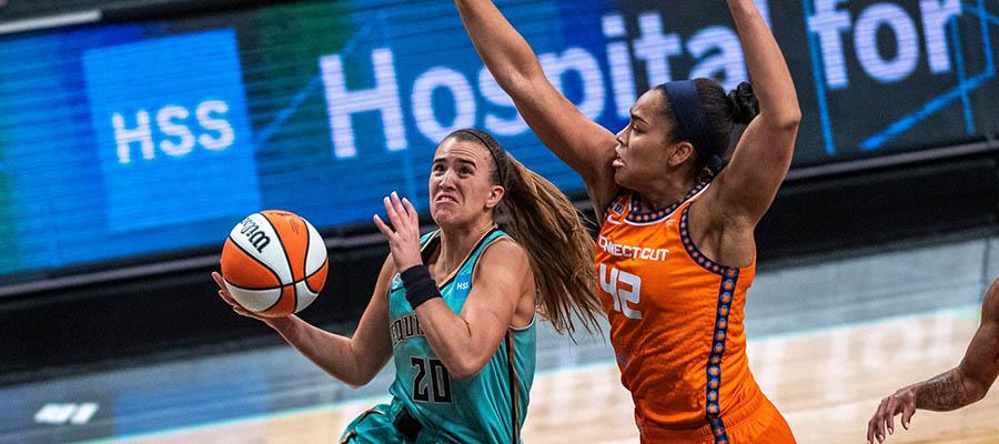 WNBA 2021 Season Betting Analysis & Championship Odds