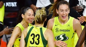 WNBA Betting - Top Games from August 25th to 30th