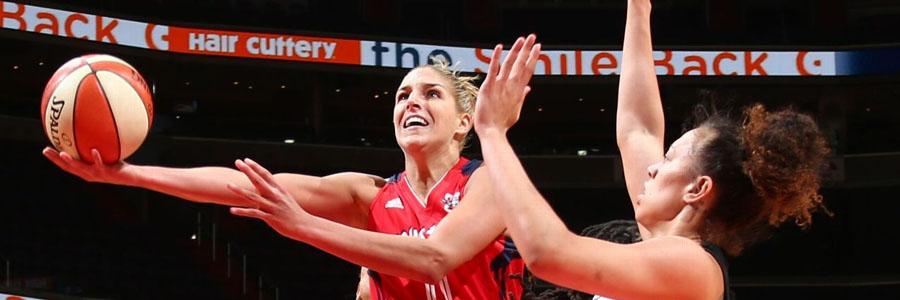 Expert WNBA Betting Predictions for 2018 Season.