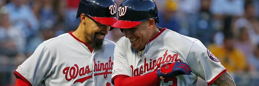 Nationals vs Cubs MLB Odds, Game Info & Prediction.