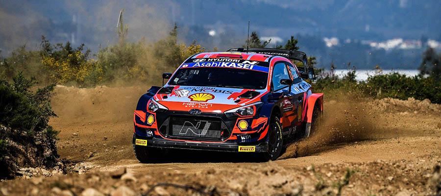 WRC 2021 Rally Italia Sardegna Betting Preview
