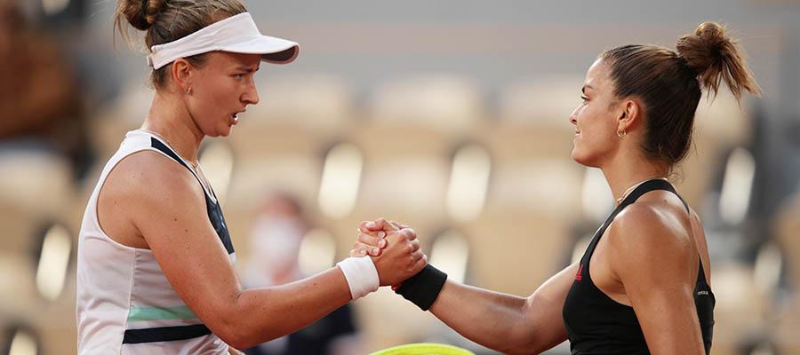WTA 2021 French Open Betting Update: Pavlyuchenkova and Krejcikova Advance to The Finals