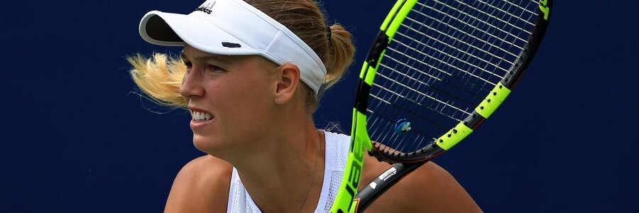 World No. 5 Caroline Wozniacki (48-17) is playing outstanding tennis as well for this coming WTA US Open.