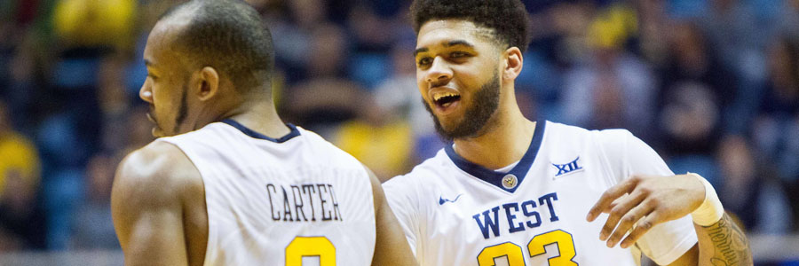 West Virginia comes in as the favorite at the NCAAB Odds against Baylor.