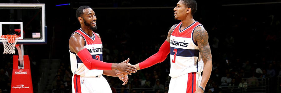 The NBA Eastern Conference Odds are not very good for the Wizards.