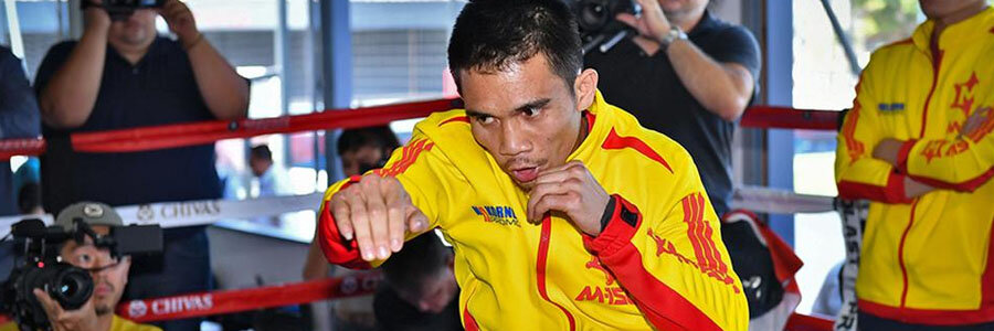 Wisaksil Wangek should be one of your Boxing Betting Picks of the Week.