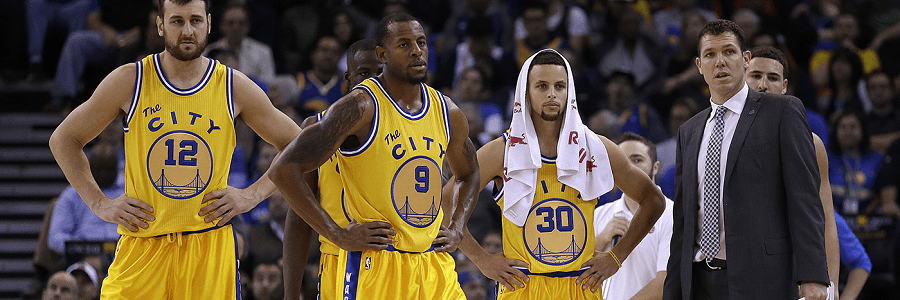 Even without Curry the Warriors can still dominate.