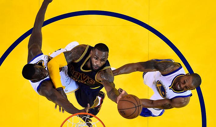 Warriors vs Cavs Game 5 NBA Finals