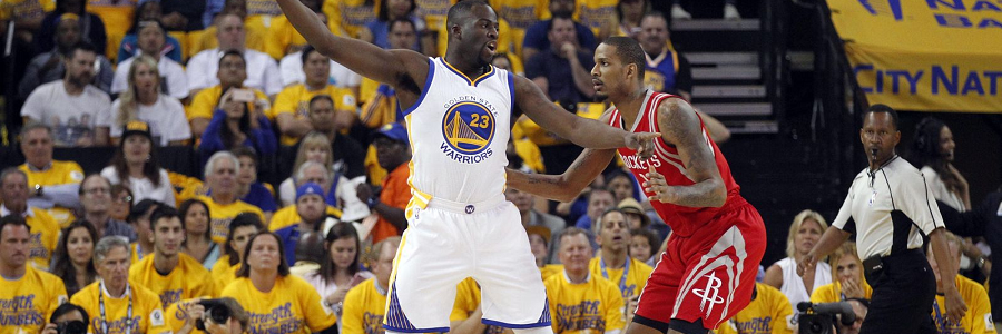 Golden State vs Houston NBA Playoffs Game 3 Free Pick
