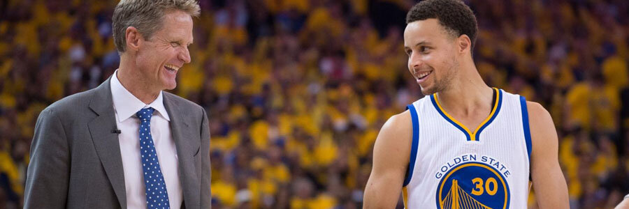 Once again, the Warriors should be one of your NBA Betting Picks of the Week.