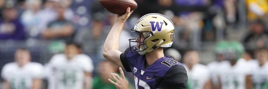 Eastern Washington vs Washington should be an easy one for the Huskies.