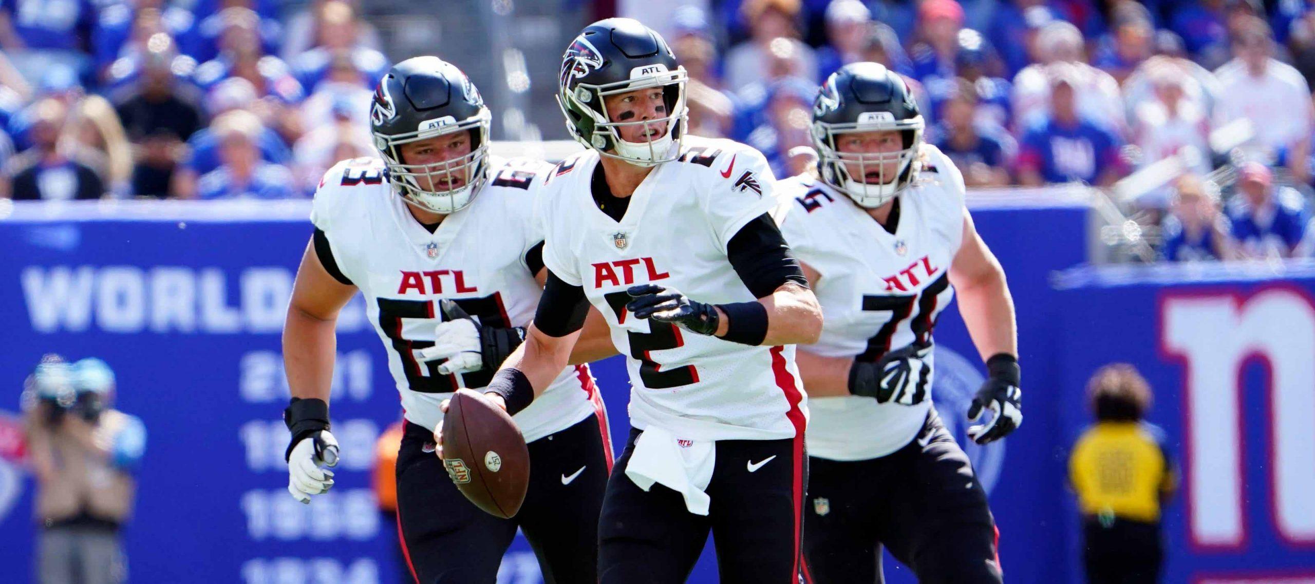 Washington vs Atlanta Week 4 NFL