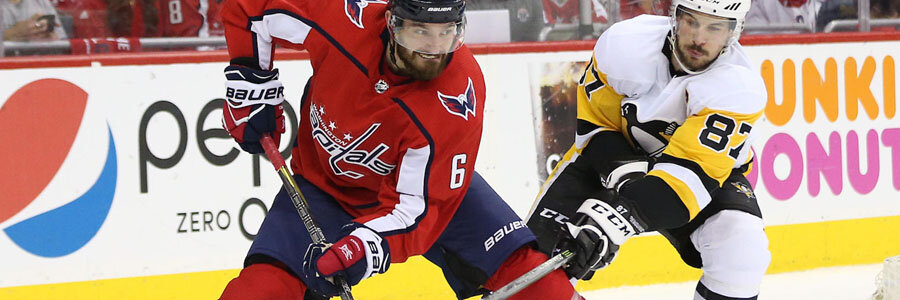 Capitals vs Islanders NHL Betting Lines & Game Info for Friday Night.