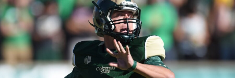 Colorado State's offense is led by dual threat quarterback Nick Stevens who tossed an impressive 19 touchdown passes in the final seven games last college football season.