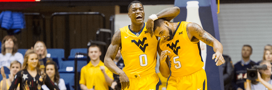 Baylor at West Virginia Spread, Betting Pick & TV Info