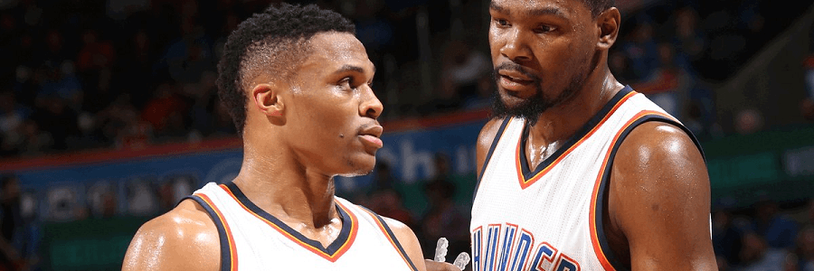 Westbrook and Durant can level any playing field.
