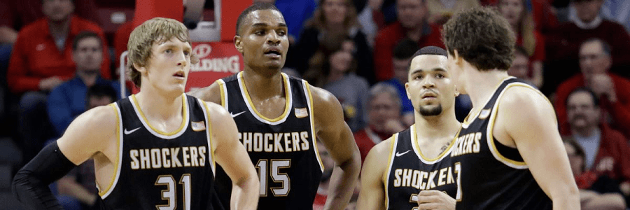 Wichita State will be looking for a win vs NI for their March Madness aspirations.