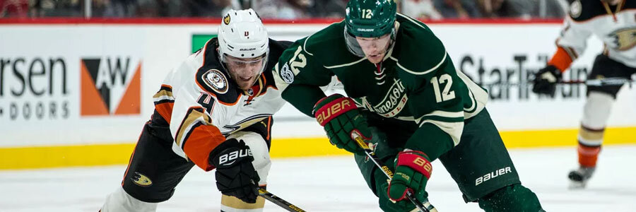 Ducks vs Wild NHL Week 16 Odds & Game Preview.