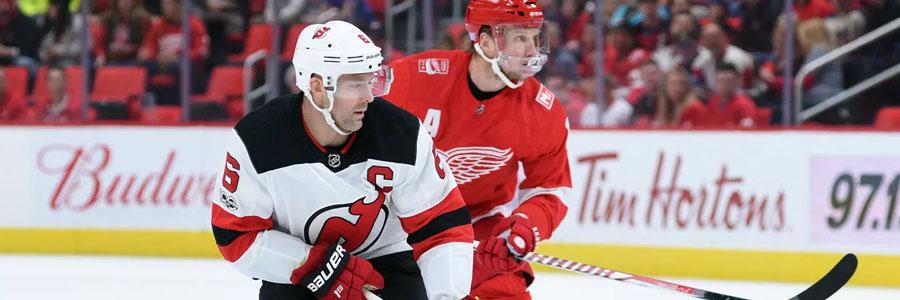 Wild vs Red Wings NHL Week 21 Odds, Preview & Pick.