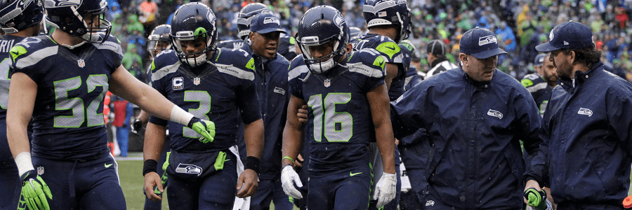 The Seahawks are always a dangerous team, even after losing to a team like the Rams.