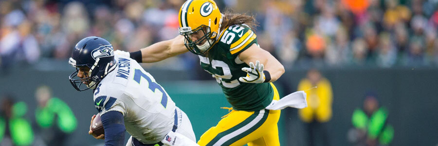 Seattle is one of the NFL Betting favorites to win the NFC.