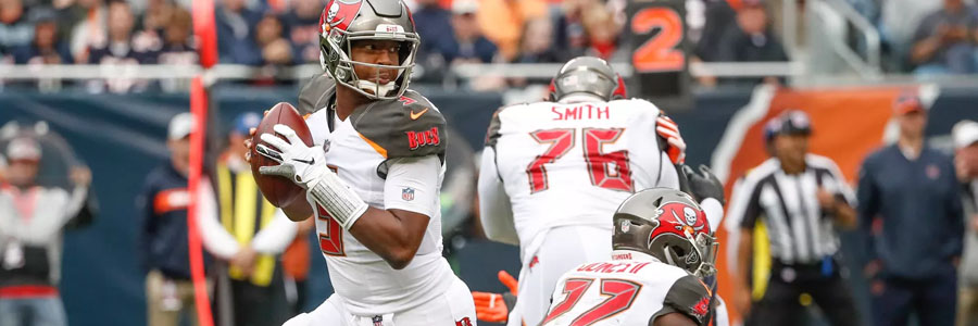 Buccaneers vs Falcons NFL Week 6 Betting Lines & Prediction.