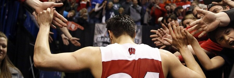 Wisconsin Badgers March Madness Sweet 16 Odds