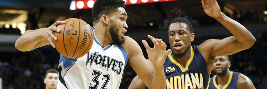 The Wolves shouldn't be one of your NBA Betting picks of the game.