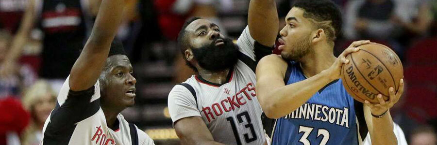 Rockets vs. Timberwolves NBA Betting Preview & Prediction