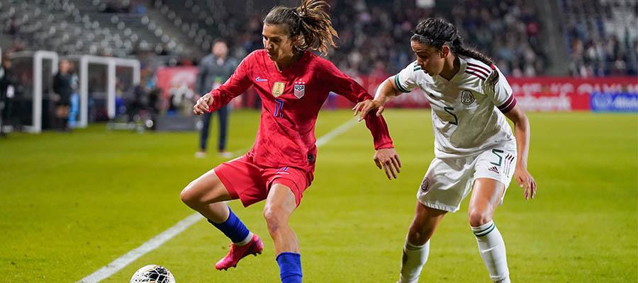 Women's International Friendly: USA vs Mexico Betting Preview