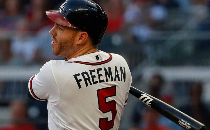 World Series MVP MLB Odds Astros' Alvarez, Braves Freeman Favored