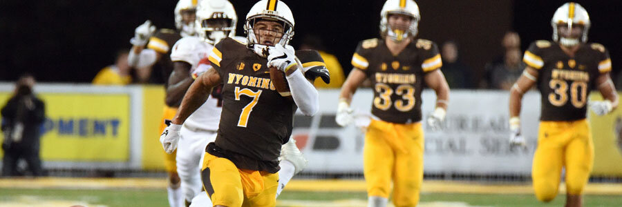 Wyoming at New Mexico State NCAA Football Week 1 Odds