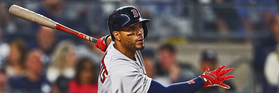 Xander Bogaerts MLB Awards Odds & Analysis For 2020 Season