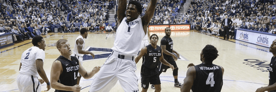 Xavier and Butler are both bidding for March Madness spots.