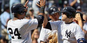 Yankees vs Rays MLB