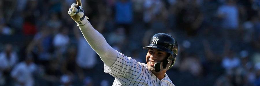 Yankees vs Rays MLB Lines & Expert Pick.