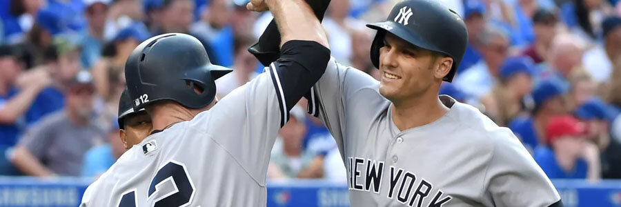 Yankees are one of the safest MLB Picks for this upcoming weekend.