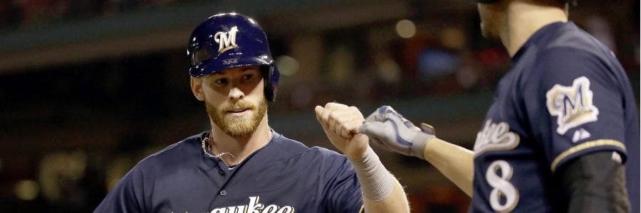MLB Odds Prediction on Milwaukee at San Diego