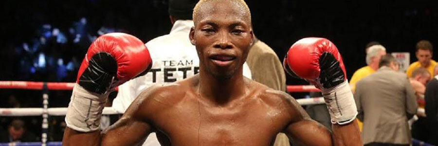 Zolani Tete is a huge favorite at the Boxing Odds.