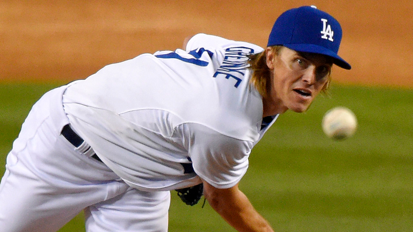 MLB Betting Report on LA Dodgers' Zack Greinke