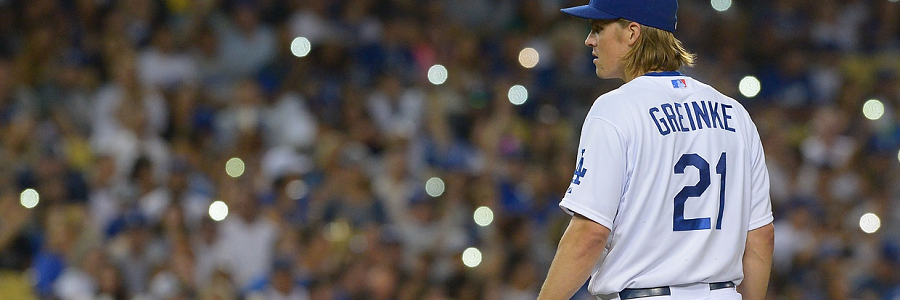 New York Mets at LA Dodgers NLDS Betting Pick Game 2