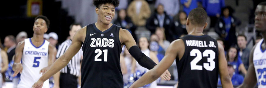 Gonzaga vs Saint Mary's NCAAB Odds & Game Analysis.