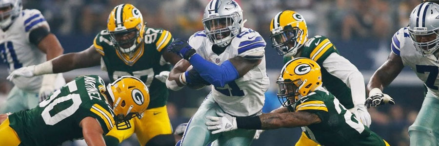 Packers vs Cowboys 2019 NFL Week 5 Betting Lines & Preview.