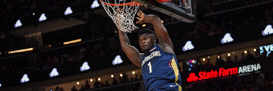 The Pelicans should be one of your NBA Betting picks of the week.