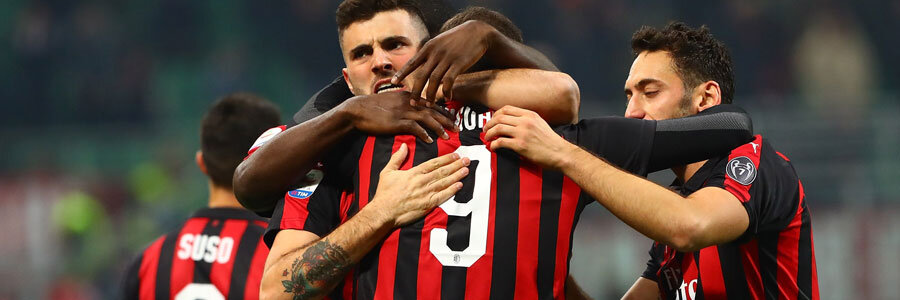 Juventus vs AC Milan Serie A Odds & Game Preview