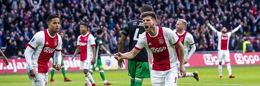Juventus vs Ajax 2019 Champions League Odds & Prediction