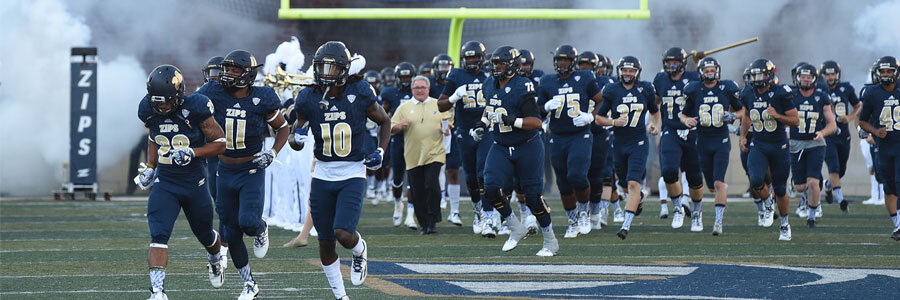 The MAC Championship Game Odds are not good for Akron.