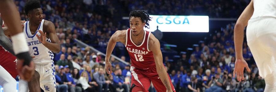 Alabama at Auburn College Basketball Lines & Expert Pick for Wednesday